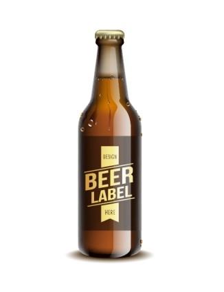 Bière personnalisée -...